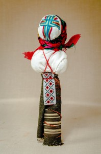 Трипольская кукла (Украина)
